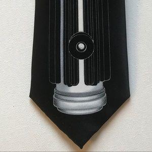 Star Wars light saber tie